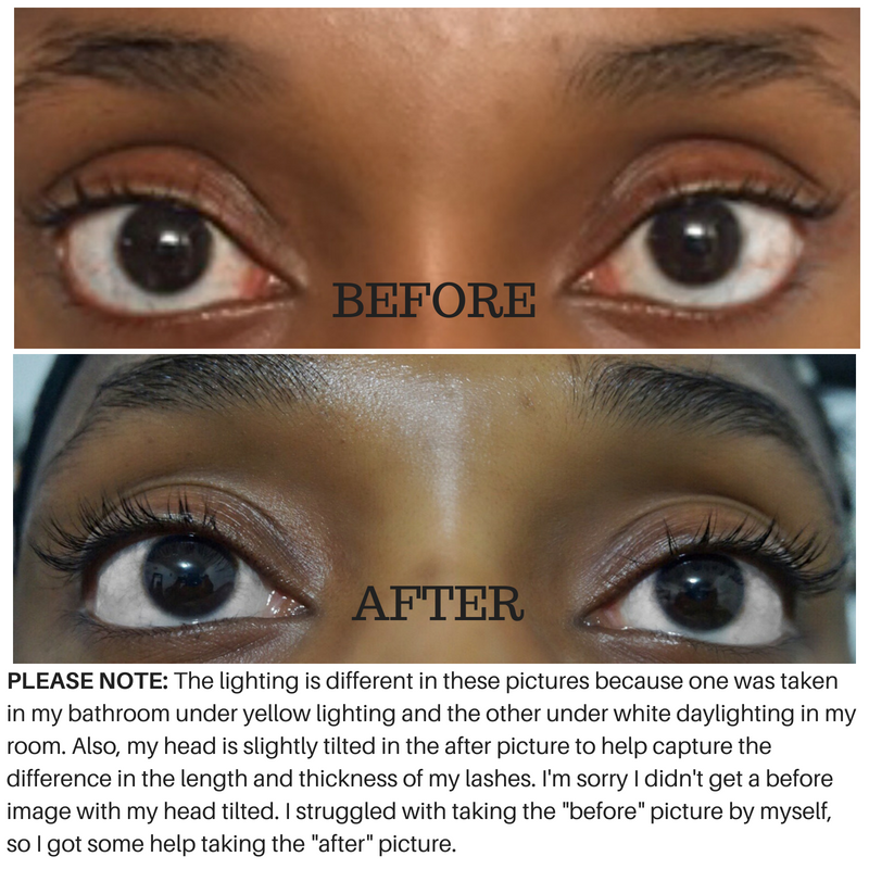 Longer Lashes Moodstruck Esteem Lash Serum Review The Beauty